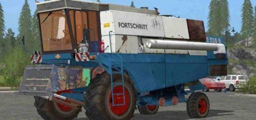fortschritt_516_harvester