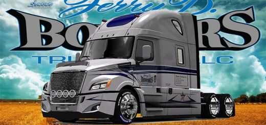 freightliner_Cascadia_2018_bowerrs_trucking_llc_skin