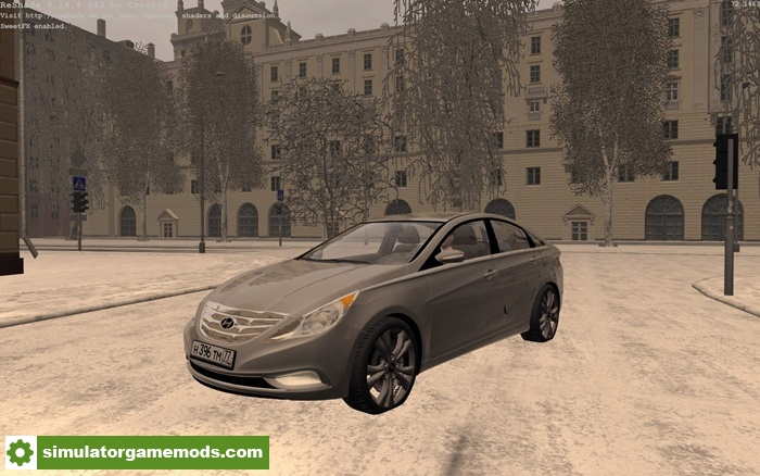 City Car Driving 1 5 3 2011 Hyundai Sonata Simulator