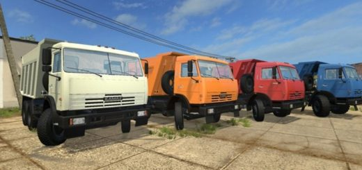 kamaz_65115_wheel_selection_truck