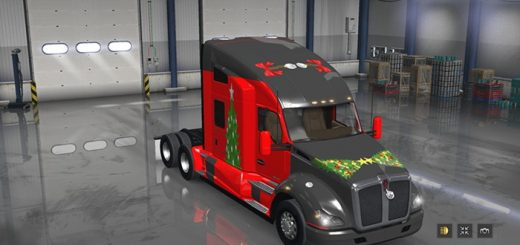 kenworth_t680_christmas_skin