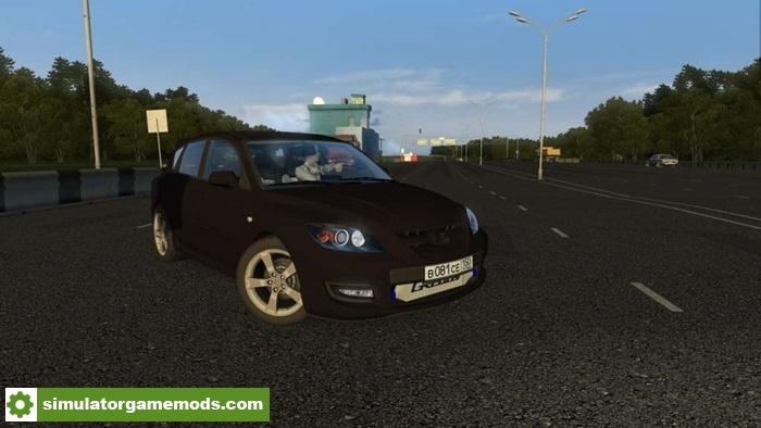 Mazda 3 Mods >> City Car Driving 1 5 2 Mazda 3 2007 Car Mod Simulator