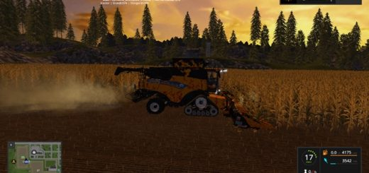 new_holland_cr1090_harvester