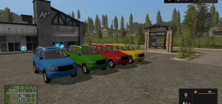 Cars Fs17