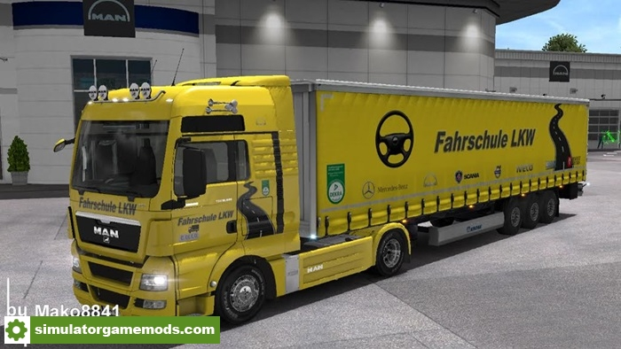 lkw simulation