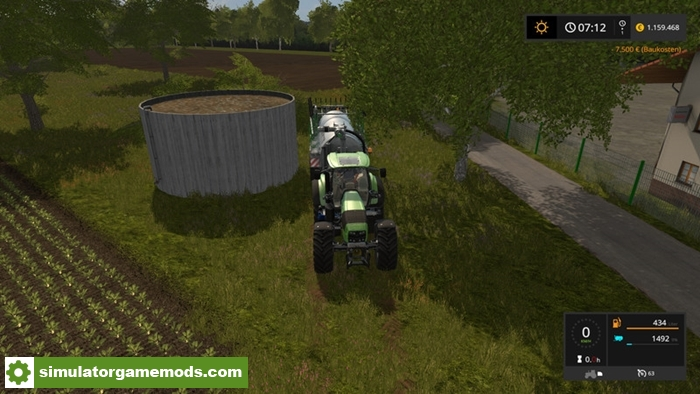 fs17  u2013 placeable slurry purchase v1  u2013 simulator games mods download