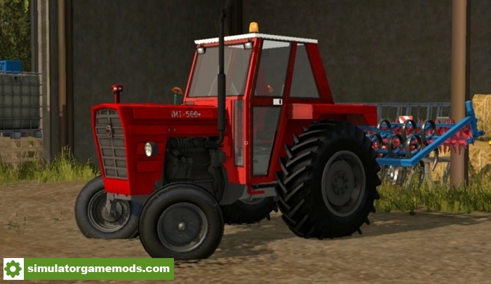Power Wheels Tractor >> FS17 – IMT 560 – Simulator Games Mods Download