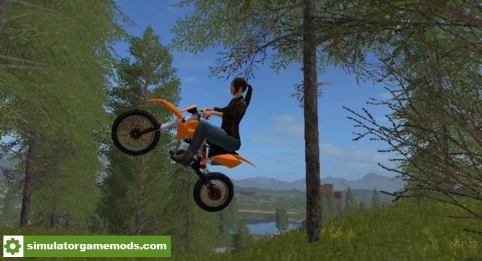 fs17 ktm pocket bike simulator games mods download. Black Bedroom Furniture Sets. Home Design Ideas