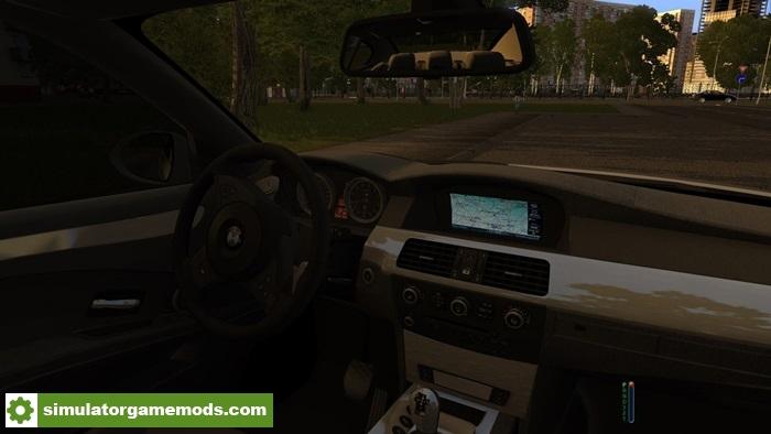 City Car Driving 1 5 2 - BMW M5 E60 Car Mod | Simulator Games Mods