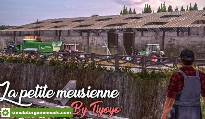 fs17 la petite meusienne farm map v1 1 simulator games mods download. Black Bedroom Furniture Sets. Home Design Ideas