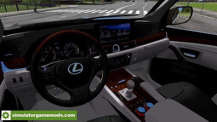 city car driving 1.5.3 – lexus lx570 car mod – simulator games