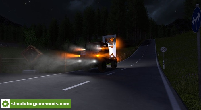FS17 – Mercedes-Benz Unimog Pack – Simulator Games Mods ...