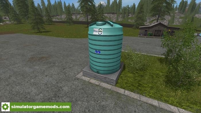 Car Simulator Games >> FS17 - Duraplas 25K Liquid Fertilizer Barrel | Simulator ...