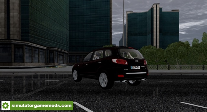 City Car Driving 1 5 3 Hyundai Santa Fe Car Mod Fully