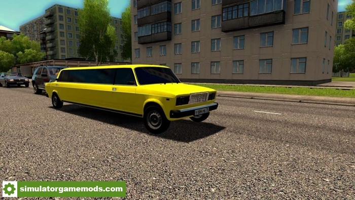 Limo Car Driving Games