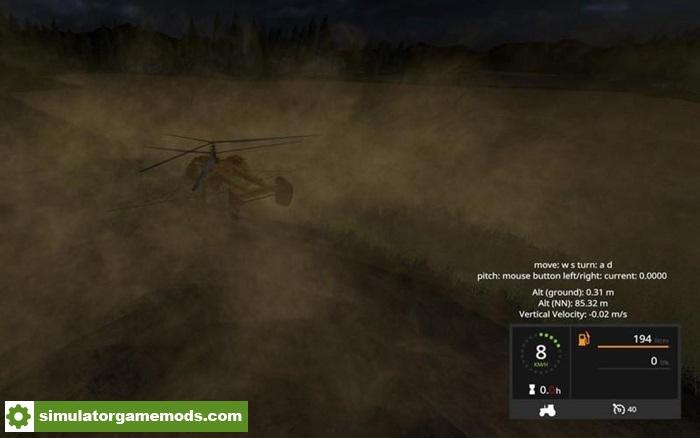kamov ka-26 simulator