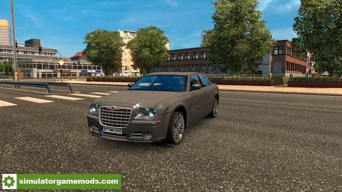 Chrysler City Car Driving