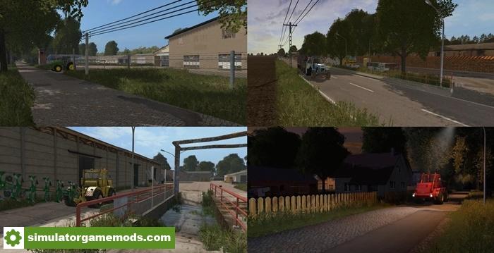 fs17 halle peissen ddr map v4 0 simulator games mods download. Black Bedroom Furniture Sets. Home Design Ideas