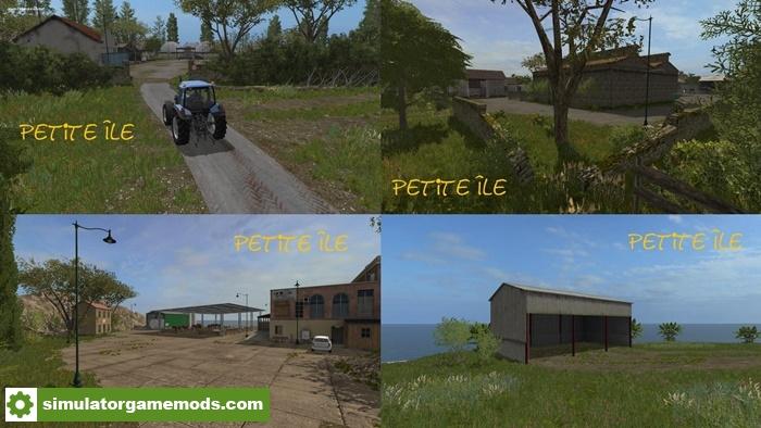 fs17 petite ile map v1 0 simulator games mods download. Black Bedroom Furniture Sets. Home Design Ideas