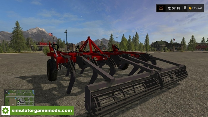 Cultivator Category 0 : Fs subsoiler baldan cultivator v simulator games