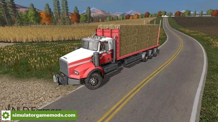 FS17 - NLD SX 210 Twinstar Balen Truck V1 0 0 0 Beta