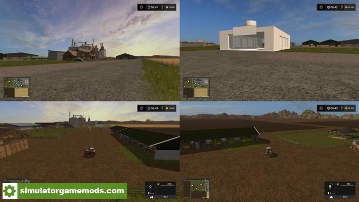 FS17 - North Central Kansas Map V2 | Simulator Games Mods Download