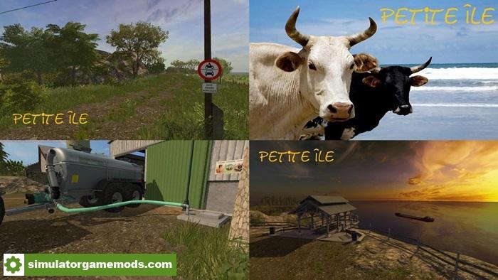 fs17 petite ile map v1 1 simulator games mods download. Black Bedroom Furniture Sets. Home Design Ideas