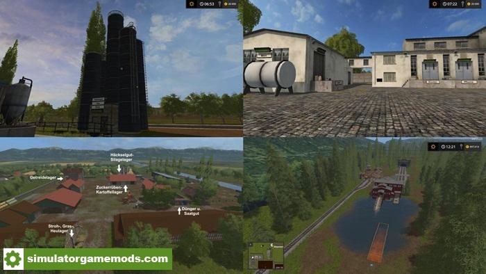 FS17 - Sudhemmern Private Edition V12 | Simulator Games Mods