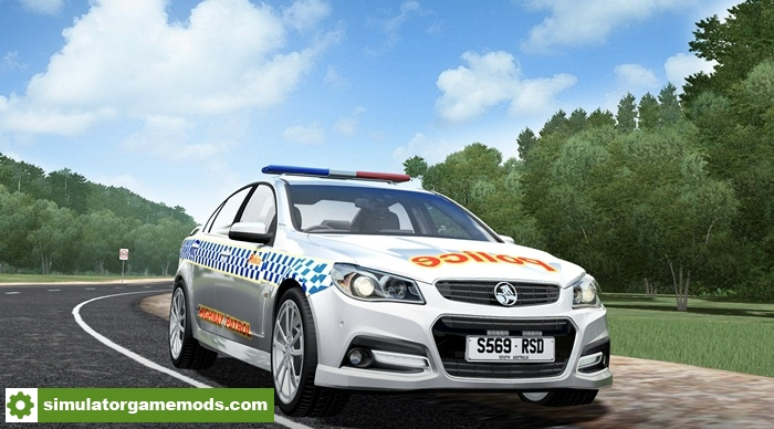 City Car Driving 1.5.4 – 2014 Holden Commodore SS-V ...