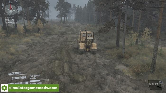 Spintires MudRunner – Improved Camera Mod | Simulator Games