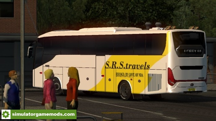 Ets2 Bus Mod India Download