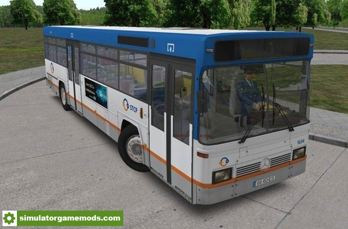 mercedes benz 0405 omsi