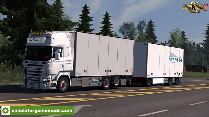 ETS2 - Ntm Semi/Full-Trailers 20 02 18 V1 1 3 (1 30 X)   Simulator