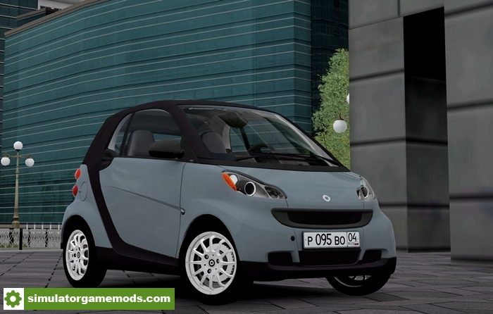 City Car Driving 1 5 Smart Fortwo Mod