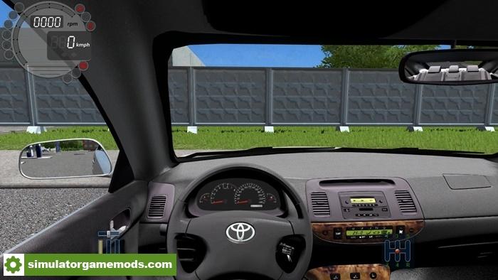 city car driving 1 5 5 2006 toyota camry 2 4 v30 car mod. Black Bedroom Furniture Sets. Home Design Ideas