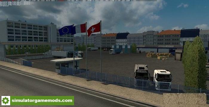 ets2 warehouse reims v1 0 simulator games mods download. Black Bedroom Furniture Sets. Home Design Ideas