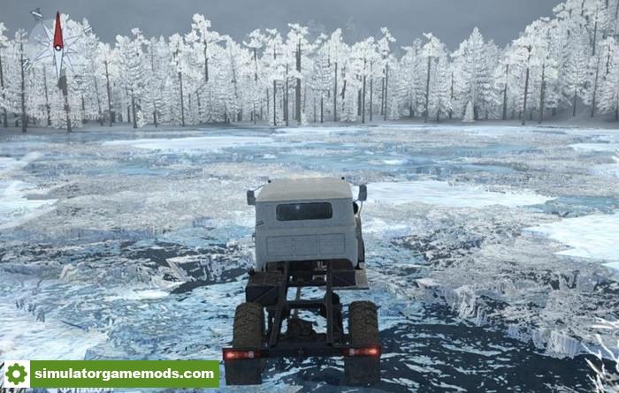 City Car Driving    Winter Mod Download