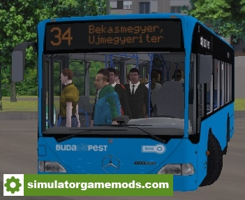 Omsi 2 – Budapest-Óbuda Map v1 1 | Simulator Games Mods Download
