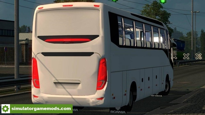 ETS2 - Comil Invictus 1200 4x2 Bus Mod (1 30 X)   Simulator