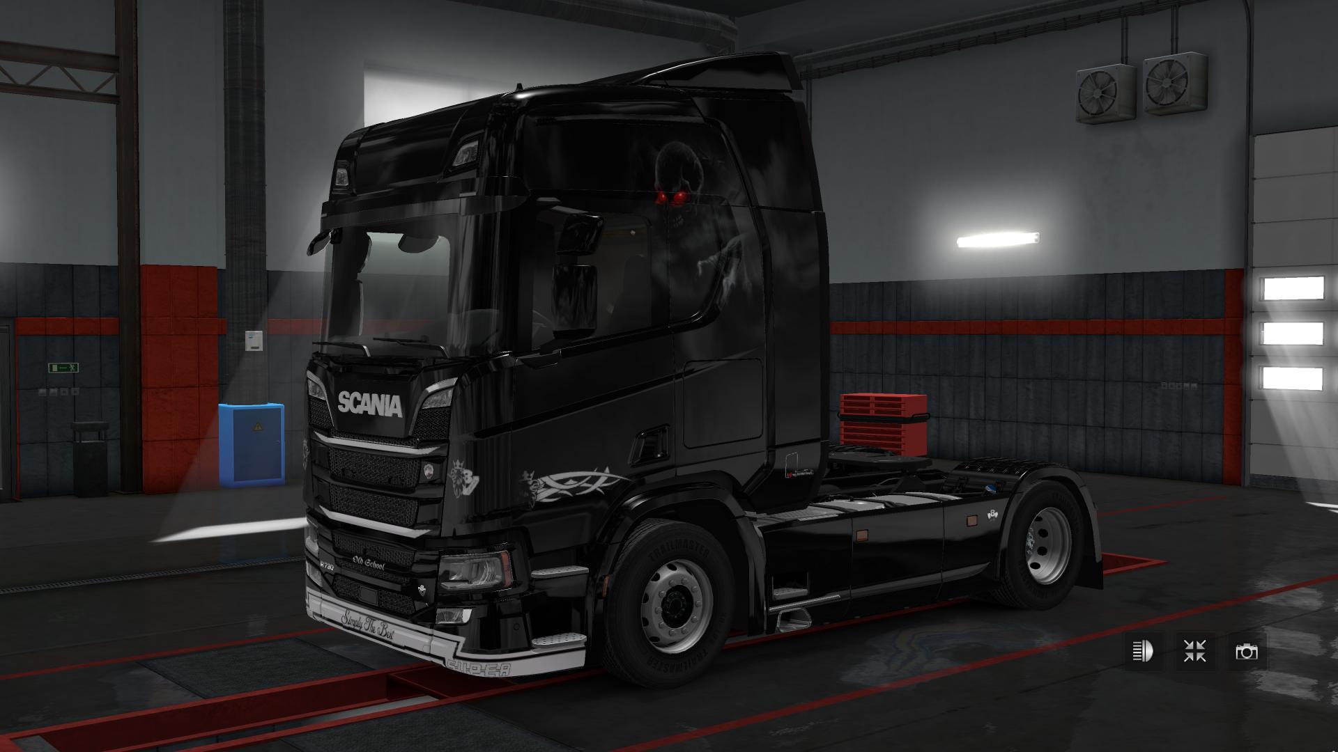 ETS2 – Scania R-S Skin Pack (1.30.X) | Simulator Games