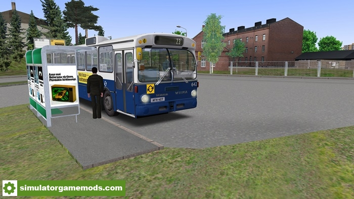 Omsi 2 – Helsinki 1978 Map | Simulator Games Mods Download
