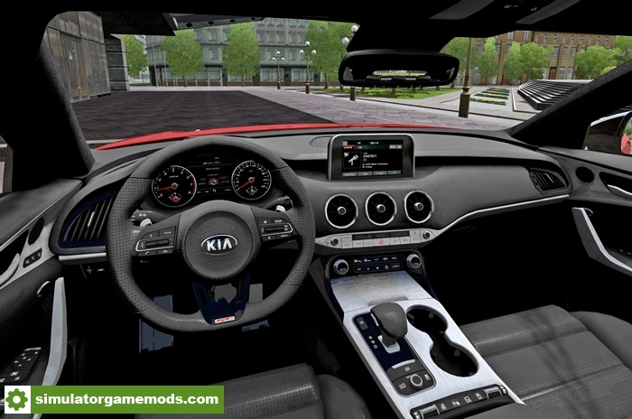 City Car Driving 1.5.5 – Kia Stinger GT 2018 Car Mod ...