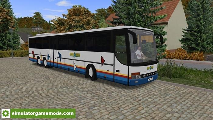 Gts mod bus