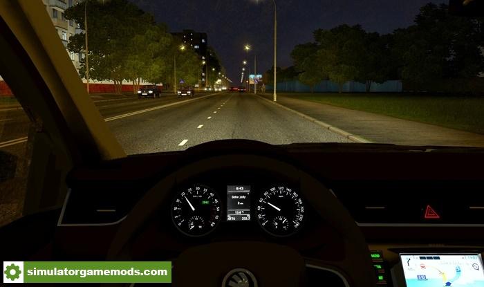 City Car Driving 1 5 5 Skoda Octavia 1 6 Tdi Car Mod