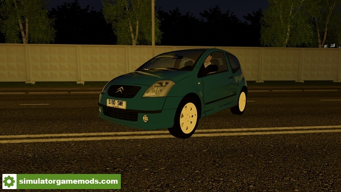 City Car Driving    Mods Pkg