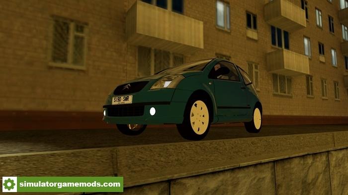 City Car Driving    Mods Pkg