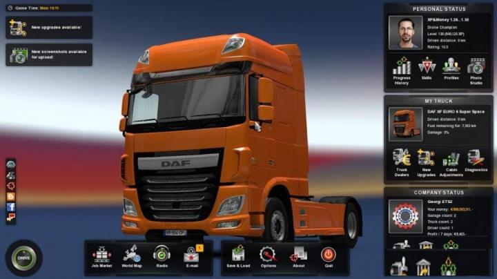 ets 2 1.32 profile download
