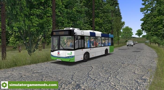 Omsi 2 – Golczewo Map   Simulator Games Mods Download