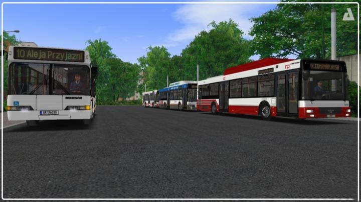 Omsi 2 - Nysa Map V0 01 | Simulator Games Mods Download