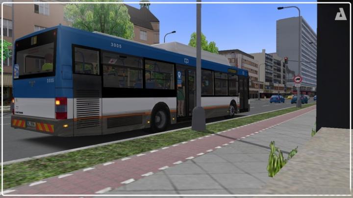 Omsi 2 - Nysa Map V0 01   Simulator Games Mods Download